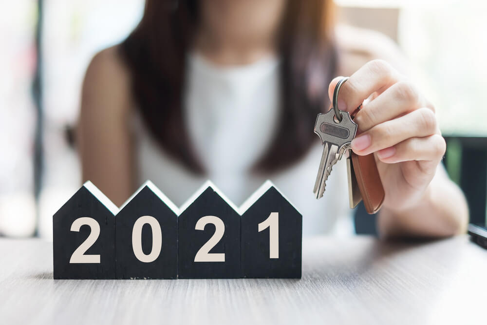 REASONS TO BE OPTIMISTIC ABOUT REAL ESTATE IN 2021