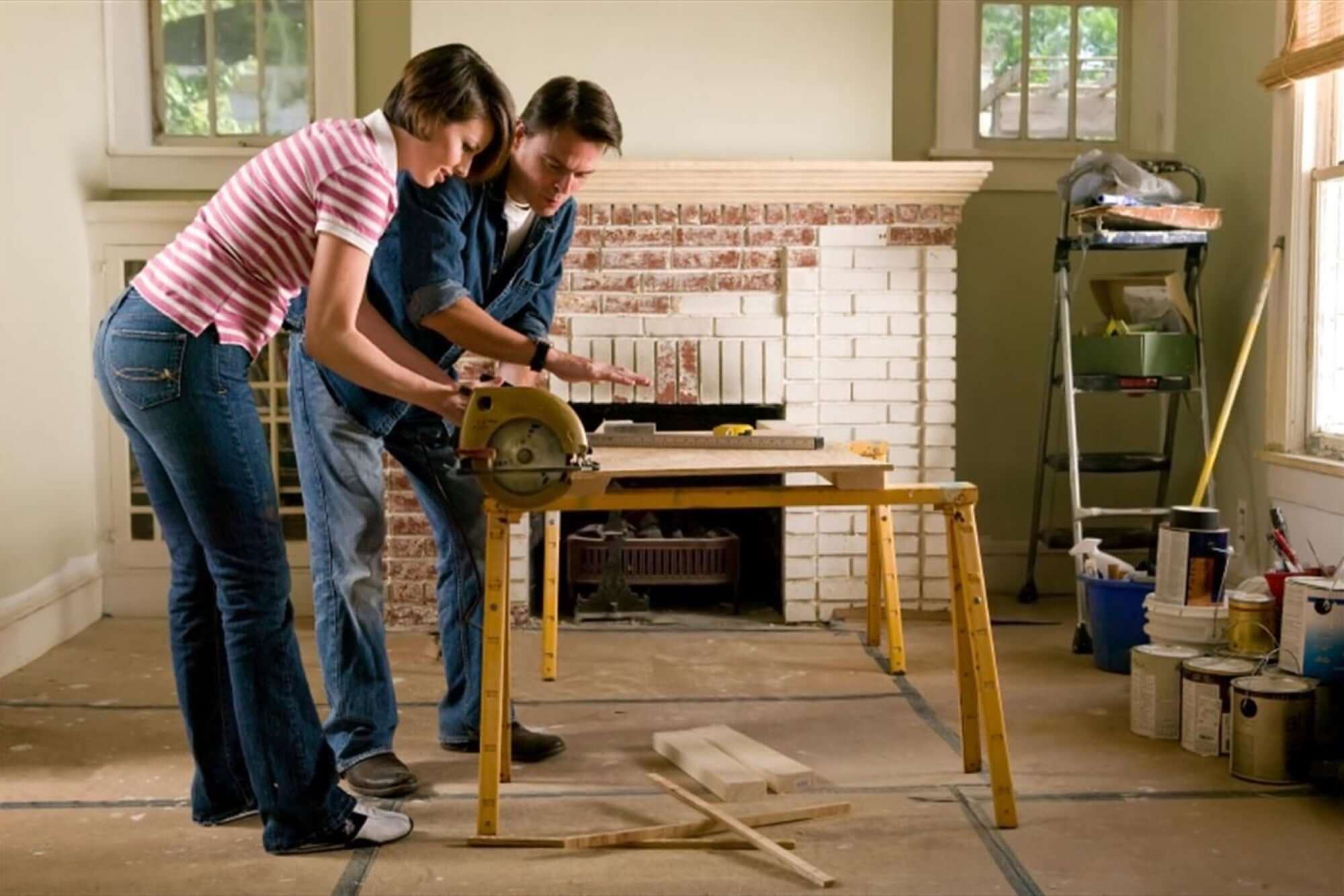 THE BEST USE OF YOUR TIME WHEN IT COMES TO RENOVATIONS